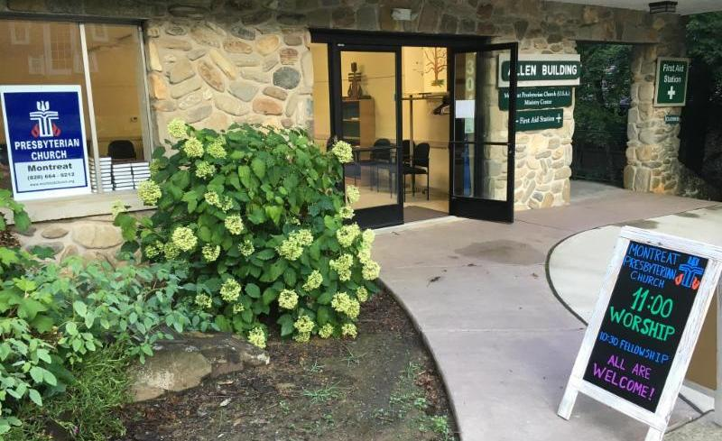 Montreat Presbyterian Church Summer Schedule