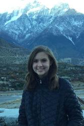 Young Adult Volunteer Clara Hare-Grogg